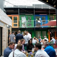 Food Yard Friday at The Artworks Elephant, Elephant & Castle