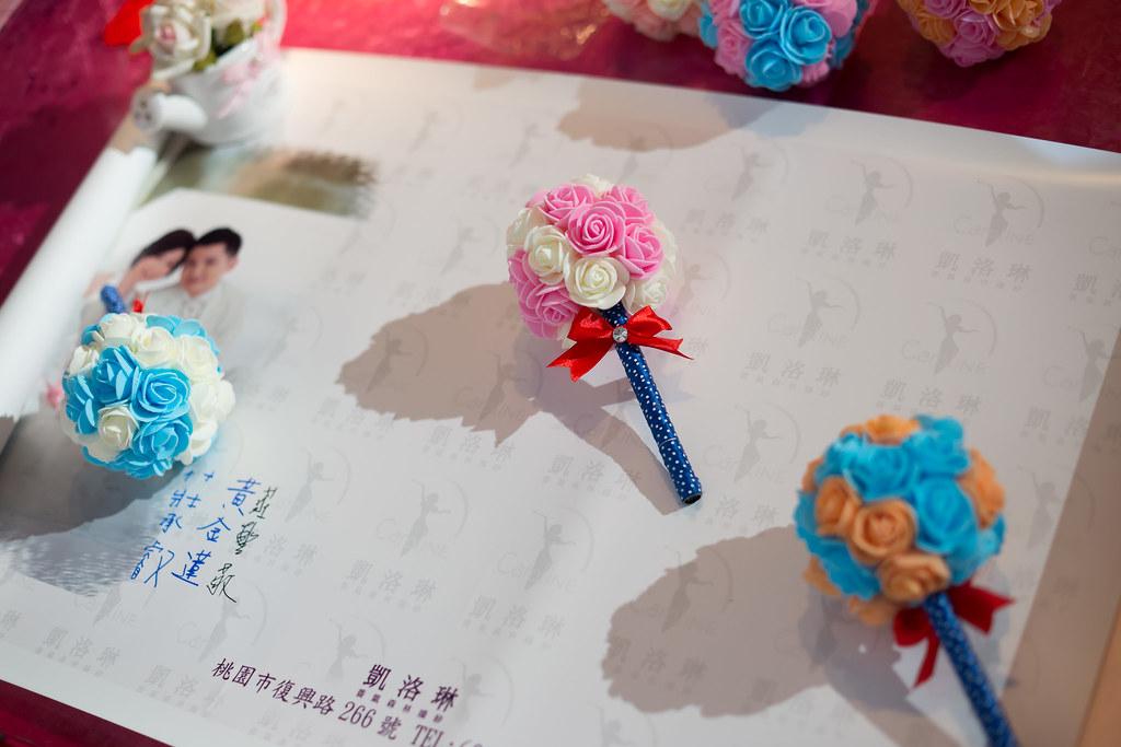 [葉子婚攝隊]桃園彭園婚宴會館婚禮紀錄|婚攝阿德|新娘秘書|桃園婚攝|