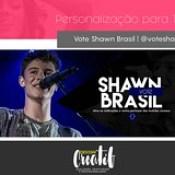 Vote Shawn Mendes Brasil