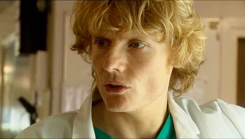 Julian Rhind-Tutt in Green Wing
