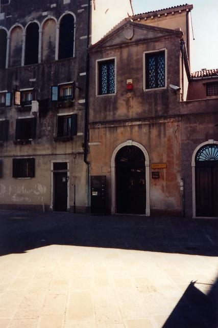 Honeymoon Pics Venice Ghetto 1999