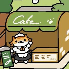 ねこあつめ カフェデラックス かふぇさん