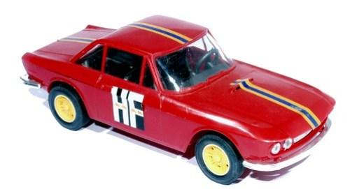 05 Pocher Lancia Fulvia coupé
