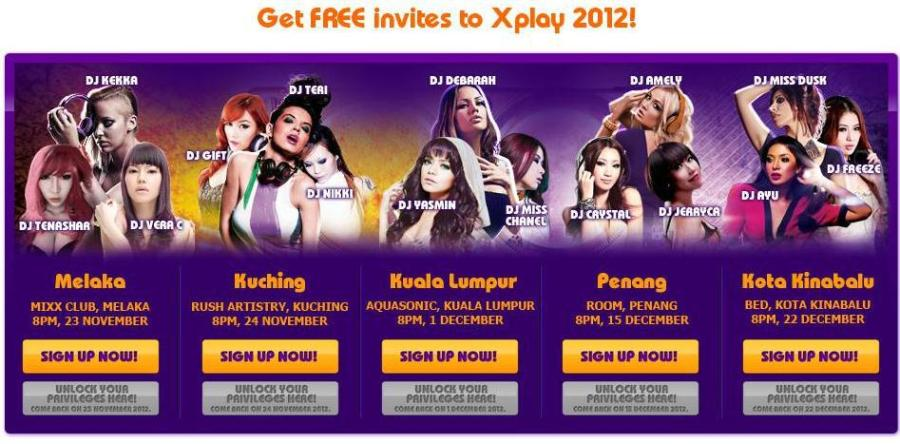 XPLAY 2012