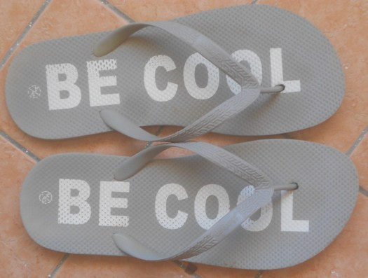ciabatte, BE COOL