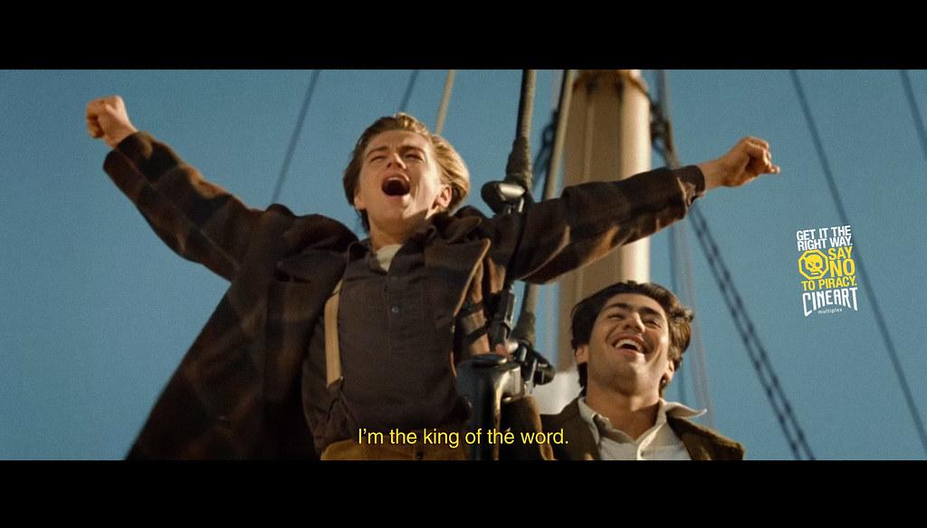 Cineart Multiplex - Titanic