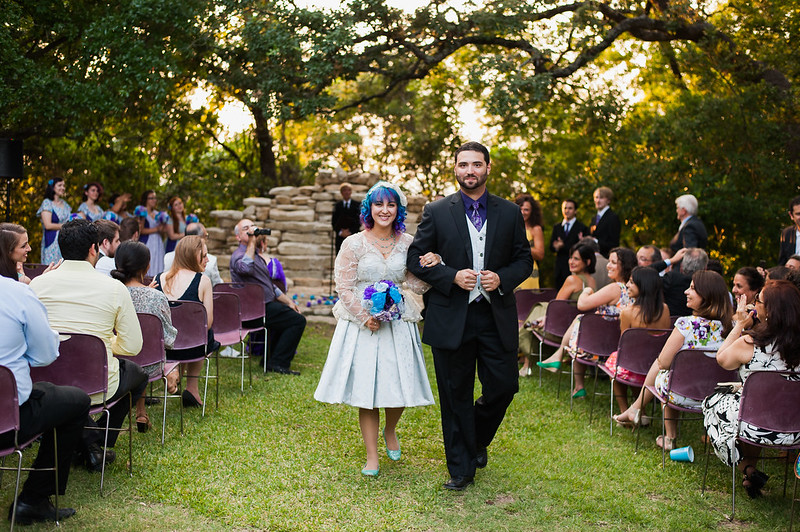 Crafty multicultural wedding on @offbeatbride