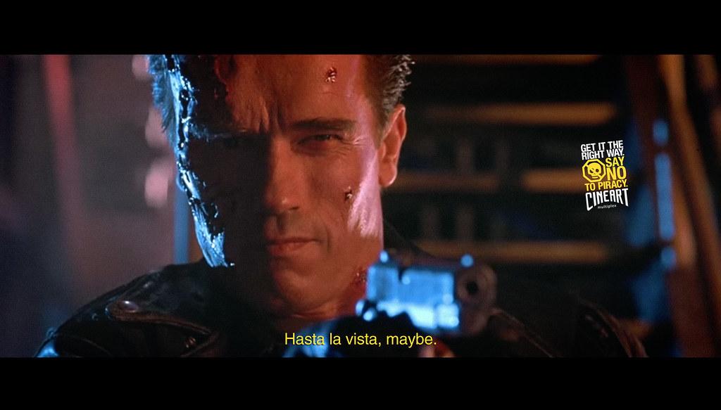 Cineart Multiplex - Terminator