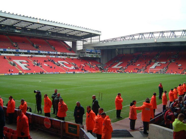 Liverpool FC - Anfield Stadium - a photo on Flickriver