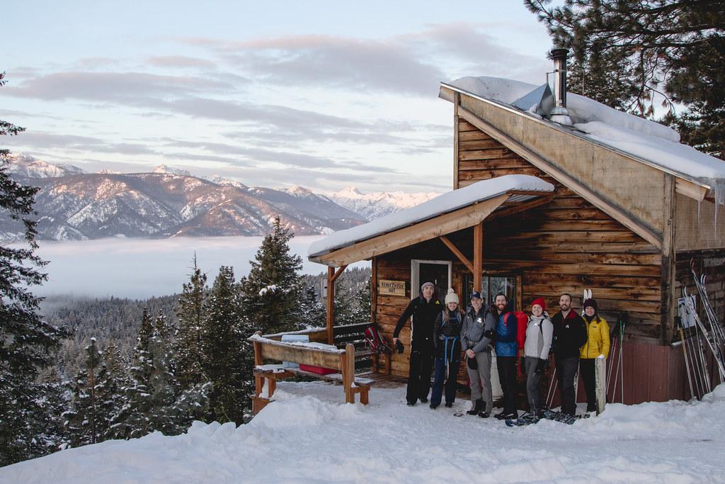 Rendezvous Hut Trip
