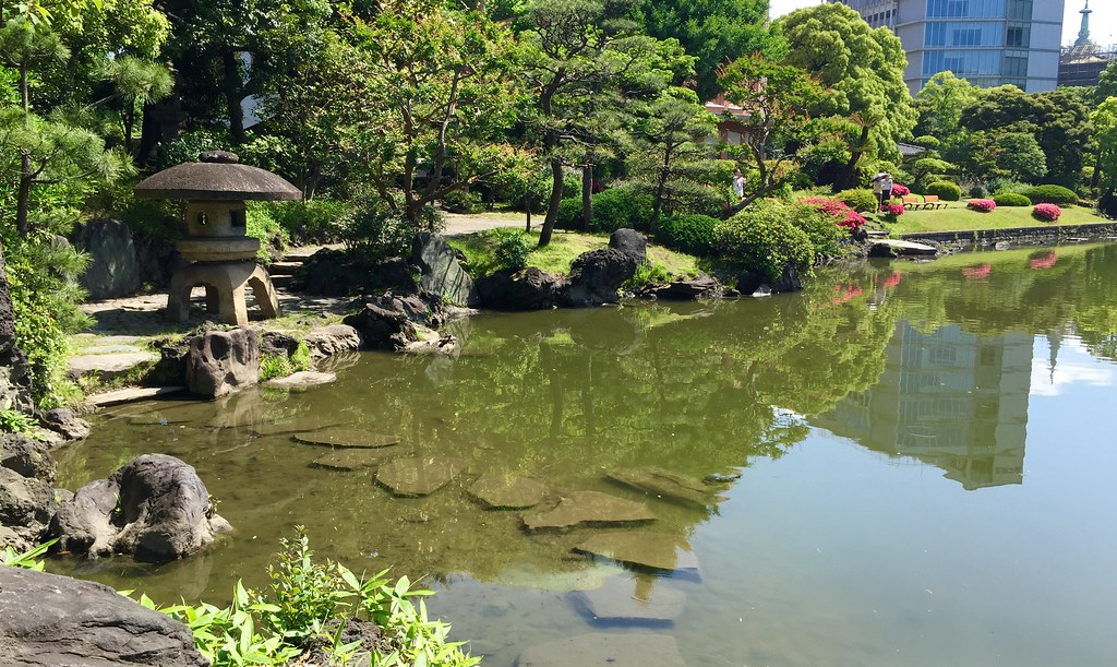 Old Yasuda Grden