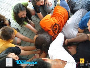 16062003 - FOC.Official.Camp.2003.Dae.1 - Persianz.Playin.IceBreakers - Pic 5