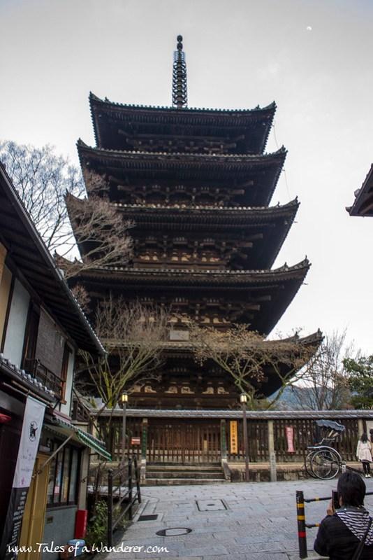京都 KYŌTO - 法観寺 Hōkan-ji