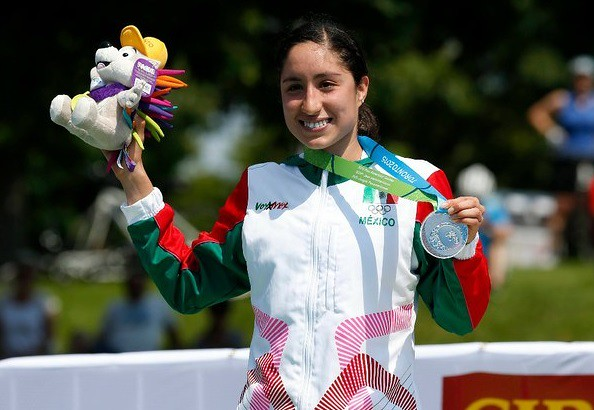 Paola Díaz gana plata para México en Juegos Panamericanos