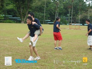 05062003 - FOC.Trial.Camp.0304.Dae.1 - Doin.Forfeit.At.Admin.Field.. Pic 2