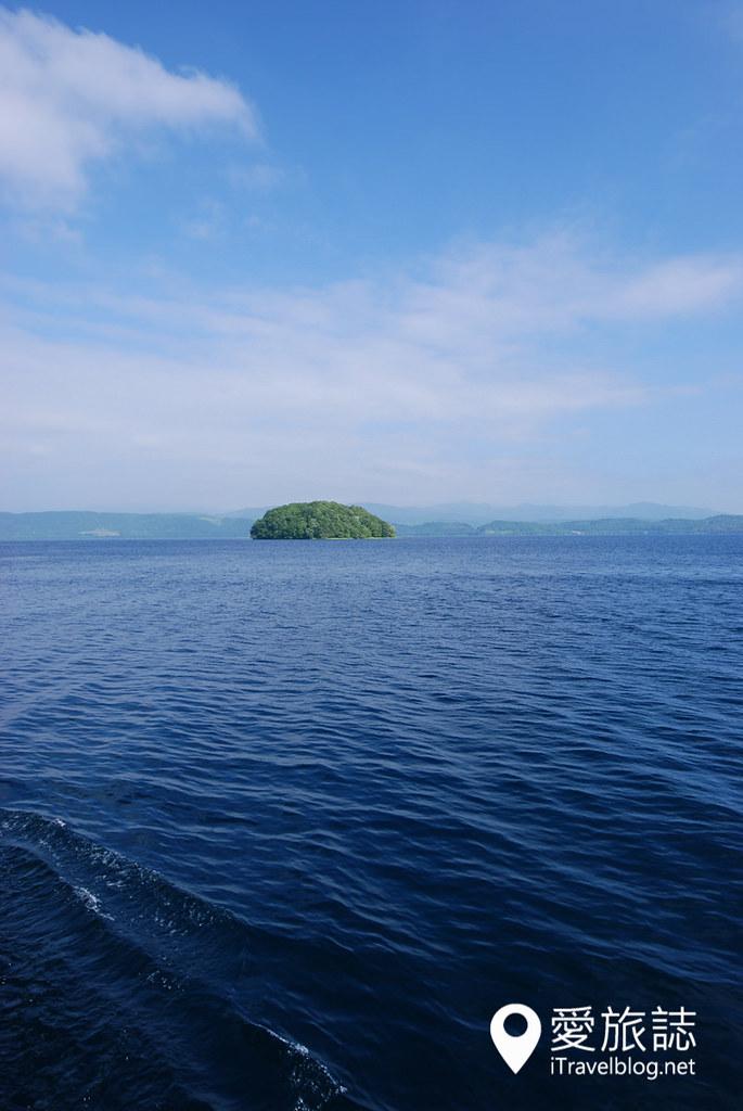 洞爷湖观光游览船 08