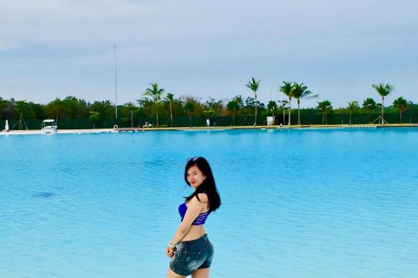 Lagoi Beach 1