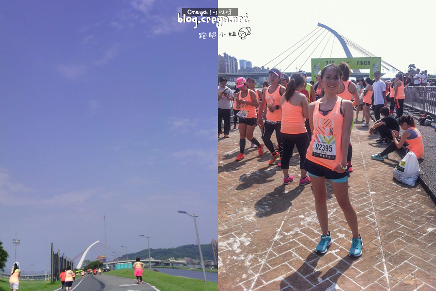 2015.6.22 | 跑腿小妞| 那一年我昏倒的 2015 NIKE #WERUNTPE 女生半馬 女子 WE RUN TPE Taipei 賽事 25