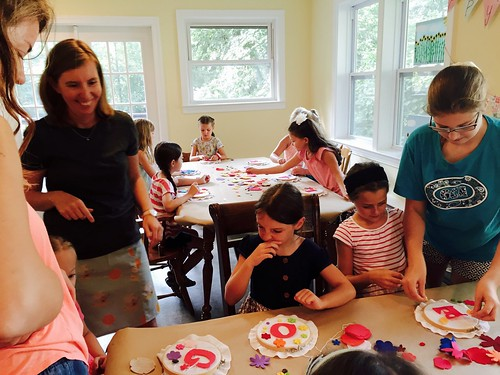 sewing party 2015