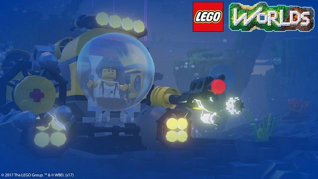 LEGOワールド