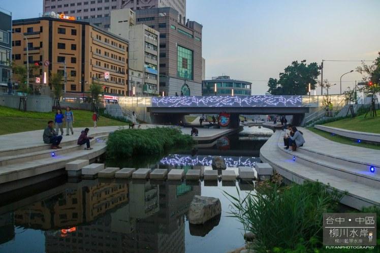 台中柳川水岸13