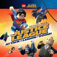 Lego DC Super Heroes Justice League Attack of the Legion of Doom