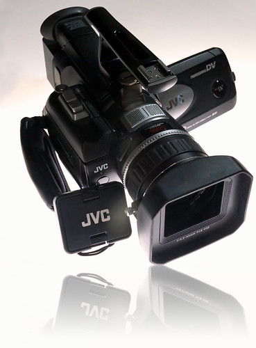 JVC JY-HD10 High Definition video camera