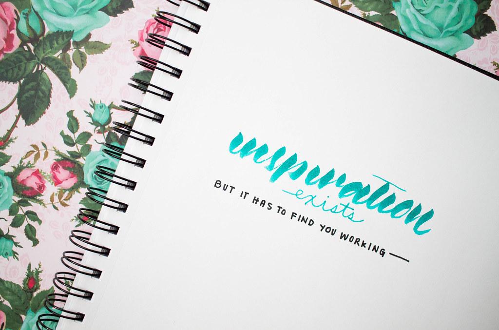 brush pen quote 6