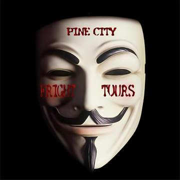 Pines City Fright Tours Logo