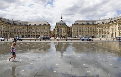 Plaza de la Bolsa - Burdeos
