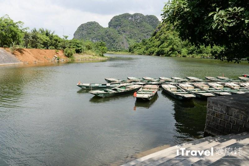 《宁平游船体验》陆龙湾长安名胜群游船:陆地版下龙湾行舟