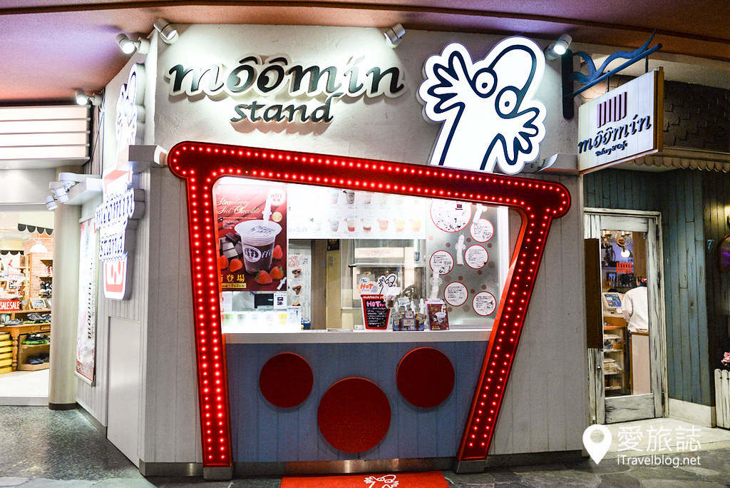 Moomin House Cafe 嚕嚕米咖啡廳 36
