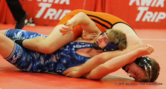 195 3rd Place Match - Samuel Grove (Moorhead) 9-2 won by decision over Griffin Thorn (Owatonna) 8-4 (Dec 6-1)