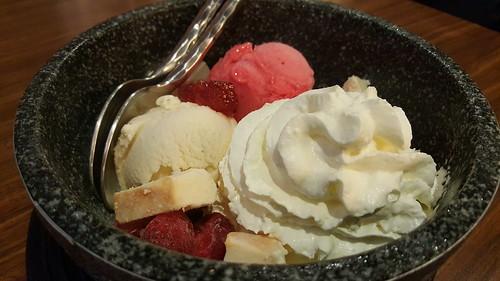 ไอศกรีมครกญี่ปุ่น (ไม่รู้มาจากจังหวัดไหน)