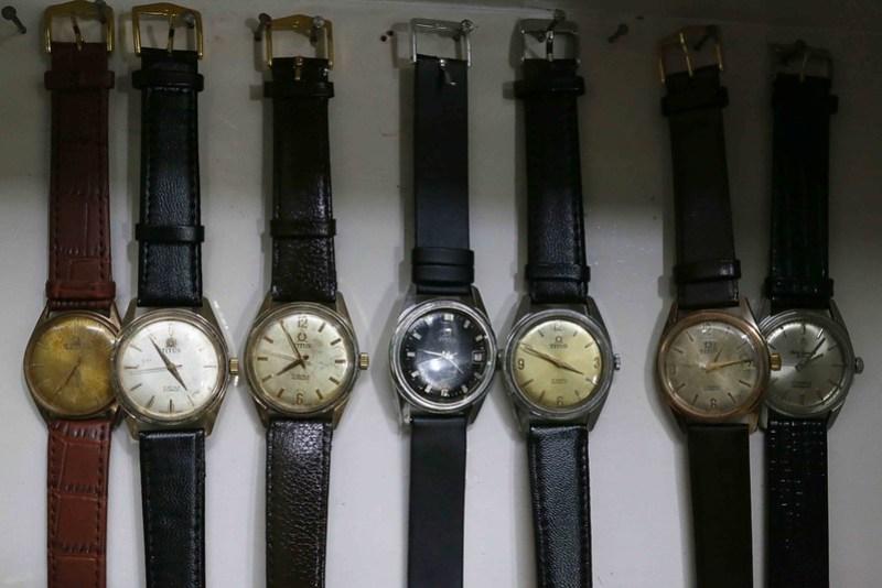 City Hangouts - Javed Khan's Old Swiss Watches, New Markazi Market