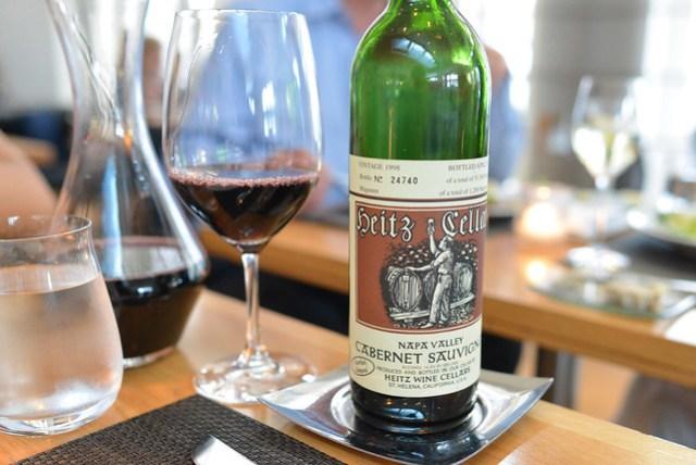"""1998 Heitz Cellar """"Martha's Vineyard"""" Napa Valley Cabernet Sauvignon"""