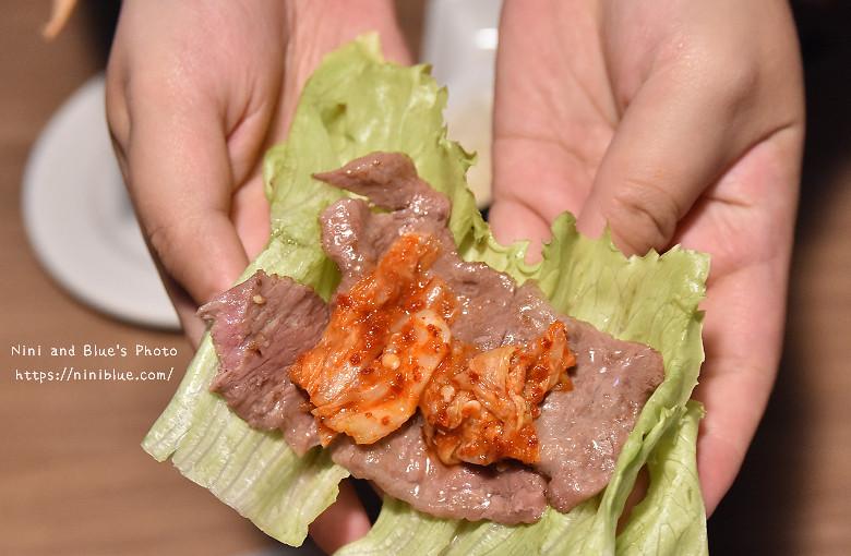 台中燒肉推薦雲火燒肉36