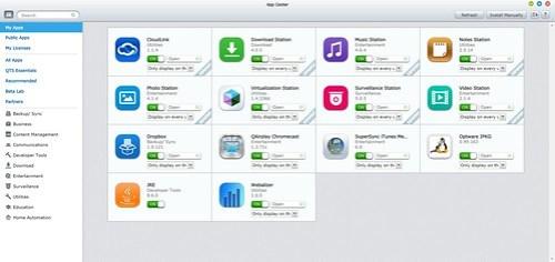 ดาวน์โหลดแอปมาเพิ่มความสามารถผ่าน App Store