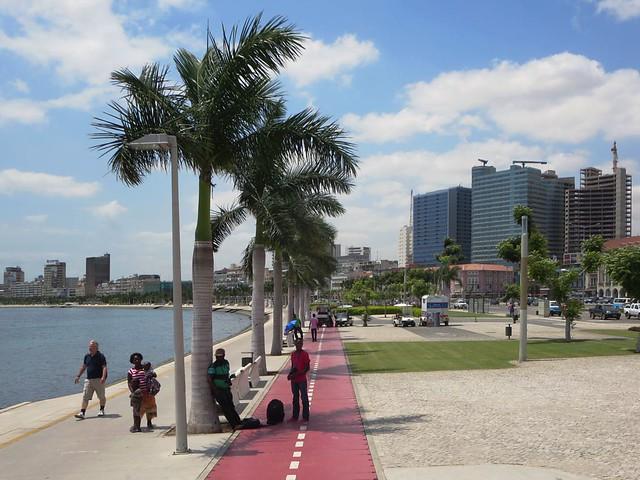 Marginal Promenade