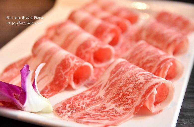 台中火鍋悅上引和牛海鮮鍋物19