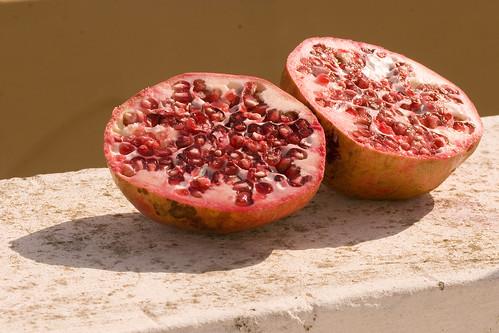 Pomegranate 4 רימון