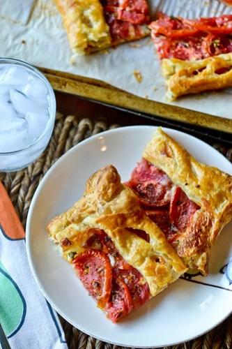 Tomato, Bacon & Gruyere Tart-17