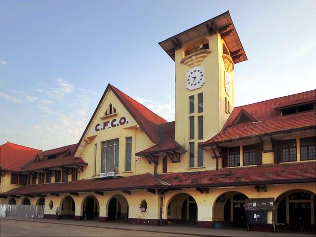 Gare de Pointe-Noire