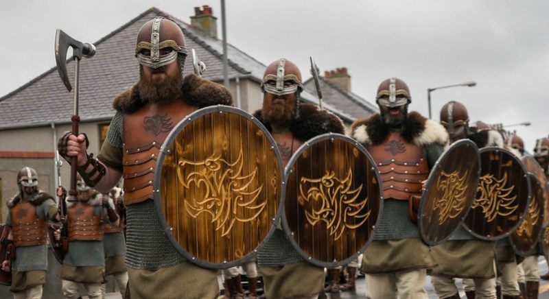 Scottish Travel Experiences - Up Helly Aa, Shetland