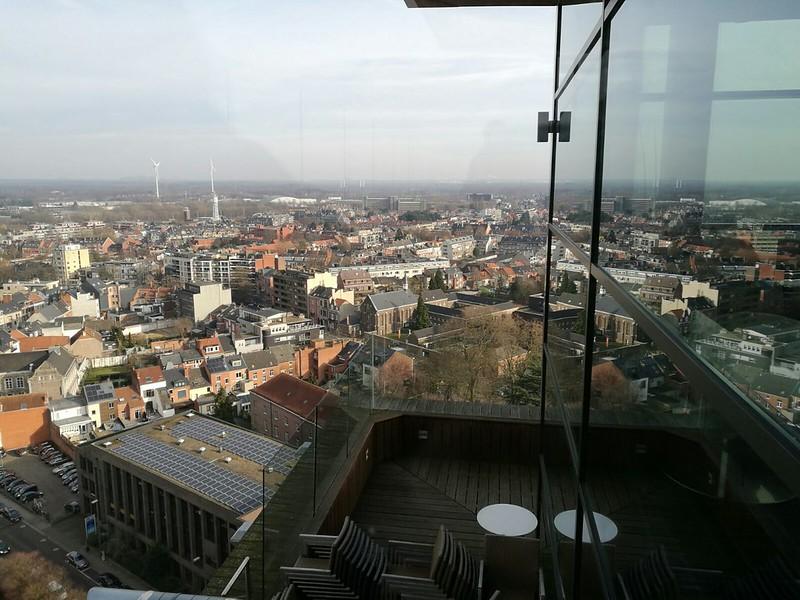 Vistas hotel Radisson Hasselt Hasselt a vista de pájaro - 32739342766 f5876d3447 c - Hasselt a vista de pájaro