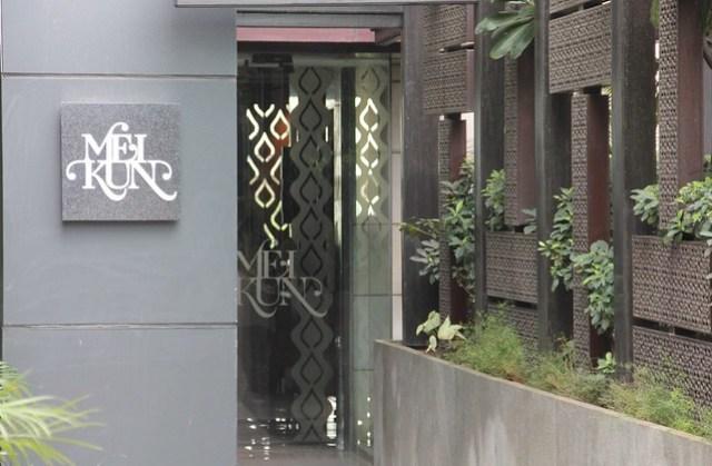 Mei Kun - Entrance