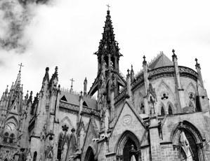 Basílica del Voto Nacional - Quito, Ecuador