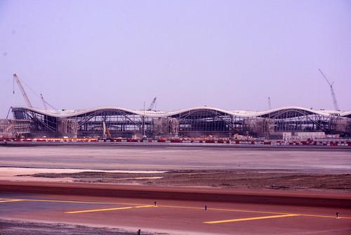 アブダビ空港1