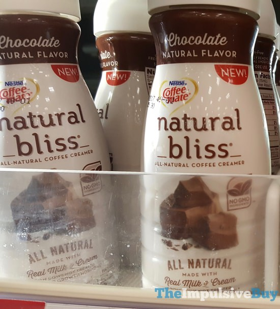 Nestle Coffee-mate Chocolate Natural Bliss Coffee Creamer
