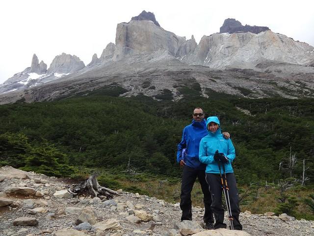"""2016-12 Torres del Paine - Circuito de la """"O"""""""
